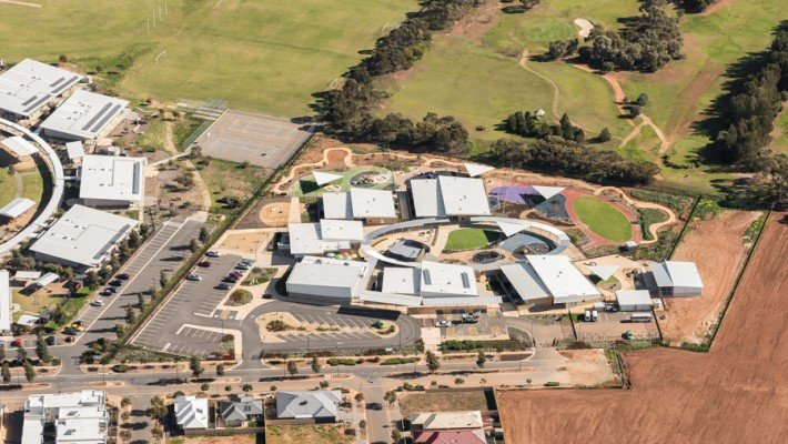 Pascale construction adelaide north special school for Landscaping adelaide north