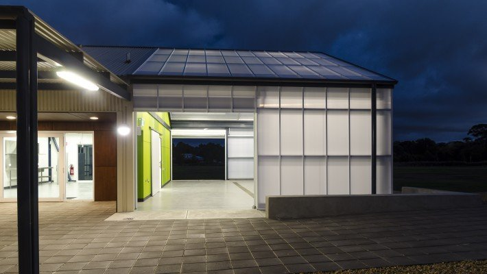 Pascale Construction » Horticultural Trade Skills Centre ...